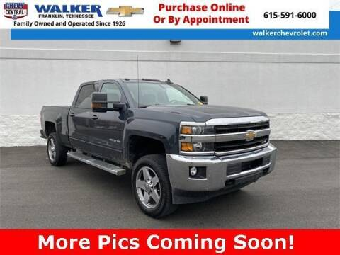 2018 Chevrolet Silverado 2500HD for sale at WALKER CHEVROLET in Franklin TN