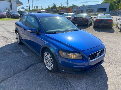 2008 Volvo C30 for sale at Green Ride Inc in Nashville TN