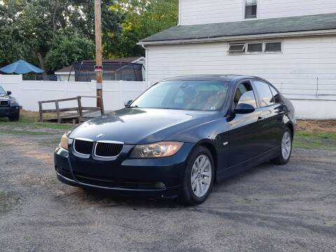 2007 BMW 3 Series for sale at MMM786 Inc. in Wilkes Barre PA