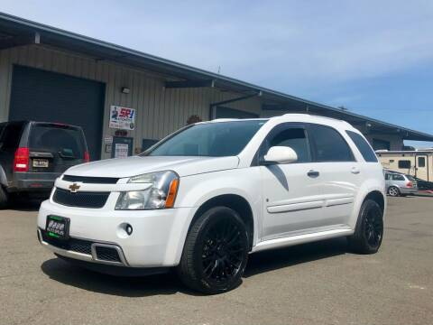 2008 Chevrolet Equinox for sale at DASH AUTO SALES LLC in Salem OR