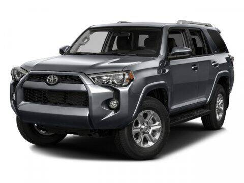 2016 Toyota 4Runner for sale at King's Colonial Ford in Brunswick GA
