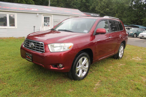 2008 Toyota Highlander for sale at Manny's Auto Sales in Winslow NJ
