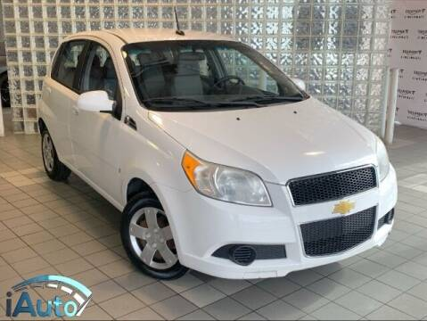 2009 Chevrolet Aveo for sale at iAuto in Cincinnati OH