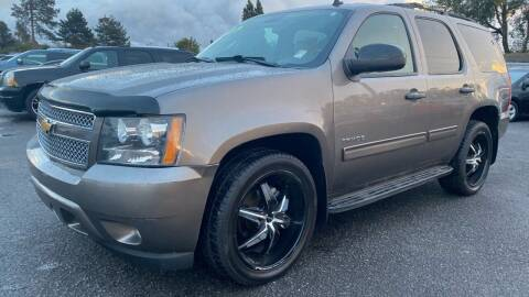 2012 Chevrolet Tahoe for sale at Universal Auto Inc in Salem OR
