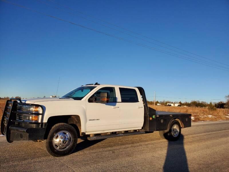2016 Chevrolet Silverado 3500HD for sale at TNT Auto in Coldwater KS