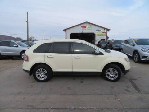 2008 Ford Edge for sale at Jefferson St Motors in Waterloo IA