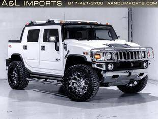 2008 HUMMER H2 SUT for sale at A & L IMPORTS INC in Colleyville TX