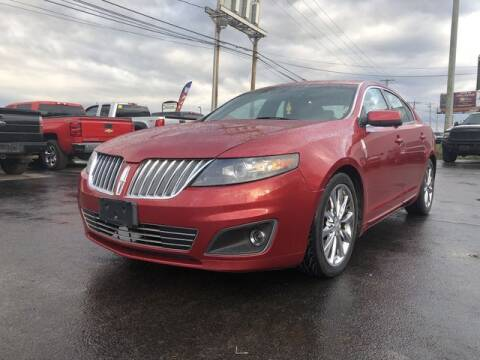 2010 Lincoln MKS for sale at Instant Auto Sales in Chillicothe OH