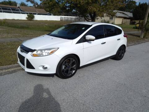 2014 Ford Focus for sale at Low Price Auto Sales LLC in Palm Harbor FL