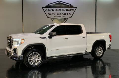2019 GMC Sierra 1500 for sale at Noel Daniels Motor Company in Brandon MS