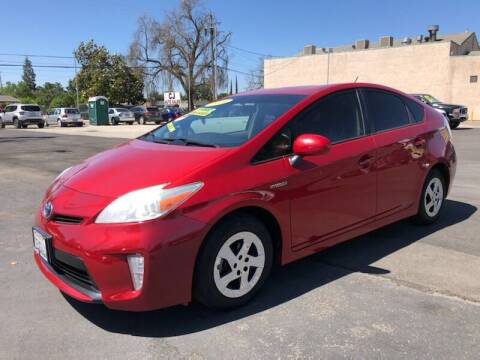 2014 Toyota Prius for sale at C J Auto Sales in Riverbank CA