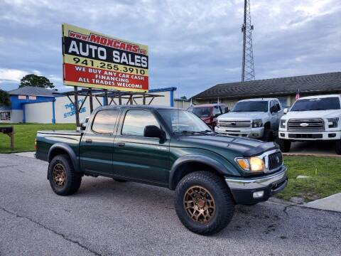 2002 Toyota Tacoma for sale at Mox Motors in Port Charlotte FL