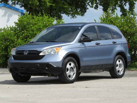 2007 Honda CR-V for sale at DK Auto Sales in Hollywood FL