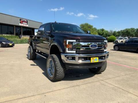 2019 Ford F-250 Super Duty for sale at KIAN MOTORS INC in Plano TX