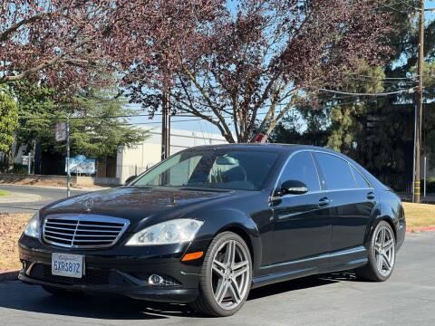 2007 Mercedes-Benz S-Class for sale at AutoAffari LLC in Sacramento CA