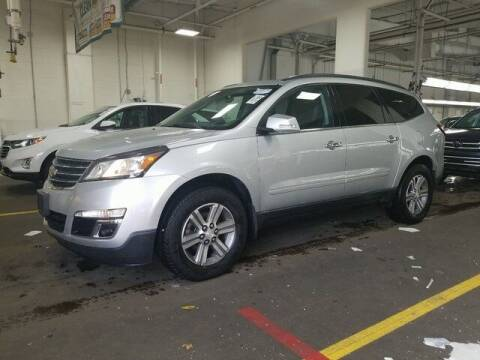 2017 Chevrolet Traverse for sale at Tim Short Auto Mall in Corbin KY