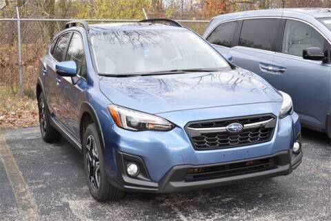 2018 Subaru Crosstrek for sale at BOB ROHRMAN FORT WAYNE TOYOTA in Fort Wayne IN