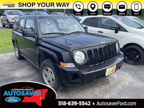 2010 Jeep Patriot for sale at Autosaver Ford in Comstock NY