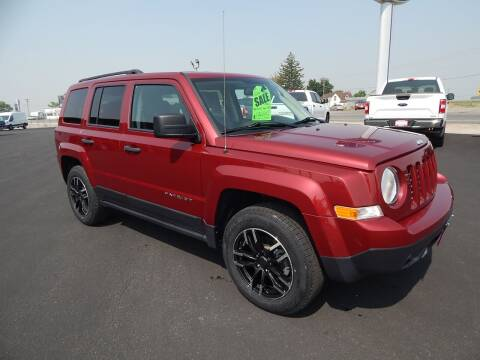 2017 Jeep Patriot for sale at West Motor Company - West Motor Ford in Preston ID