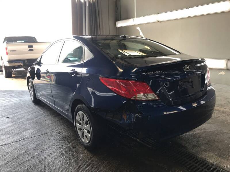 2017 Hyundai Accent SE 4dr Sedan 6A - Belmont CA