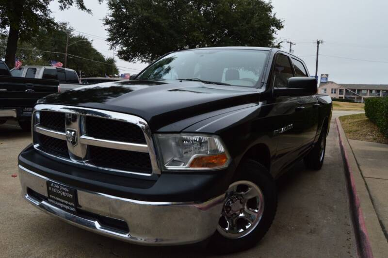 2011 RAM Ram Pickup 1500 for sale at E-Auto Groups in Dallas TX