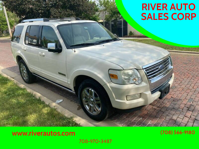 2007 Ford Explorer for sale at RIVER AUTO SALES CORP in Maywood IL