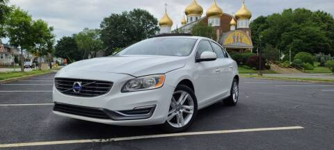 2014 Volvo S60 for sale at Car Leaders NJ, LLC in Hasbrouck Heights NJ