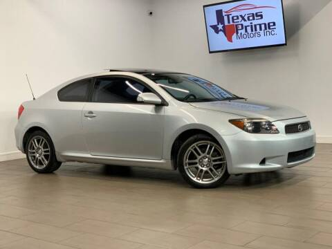 2005 Scion tC for sale at Texas Prime Motors in Houston TX