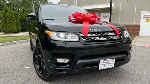 2014 Land Rover Range Rover Sport for sale at Speedway Motors in Paterson NJ