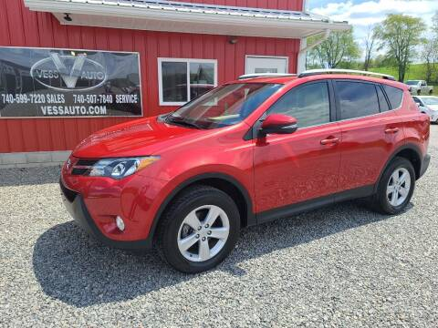 2013 Toyota RAV4 for sale at Vess Auto in Danville OH