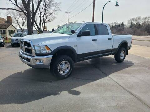 2012 RAM Ram Pickup 2500 for sale at Premier Motors LLC in Crystal MN