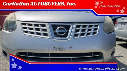 2008 Nissan Rogue for sale at CarNation AUTOBUYERS, Inc. in Rockville Centre NY