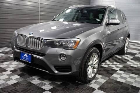 2015 BMW X3 for sale at TRUST AUTO in Sykesville MD