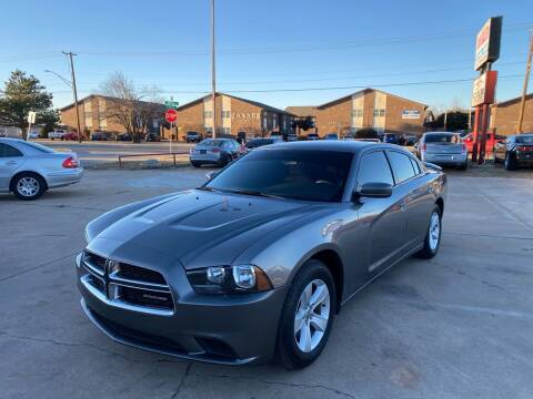 2011 Dodge Charger for sale at Car Gallery in Oklahoma City OK