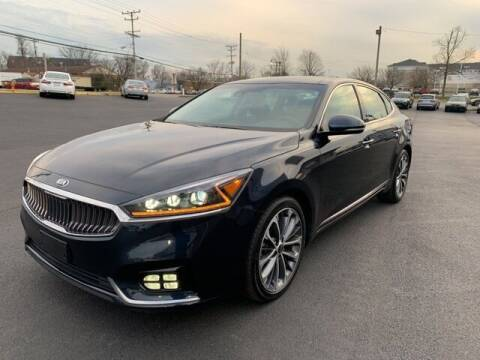 2018 Kia Cadenza for sale at Ron's Automotive in Manchester MD