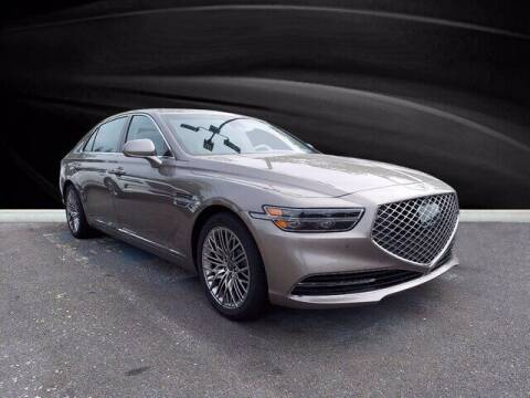 2021 Genesis G90 for sale at Colonial Hyundai in Downingtown PA