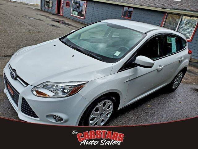 2012 Ford Focus for sale at CARSTARS AUTO SALES in Olympia WA