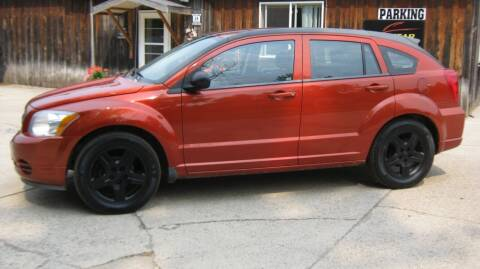 2009 Dodge Caliber for sale at Spear Auto Sales in Wadena MN