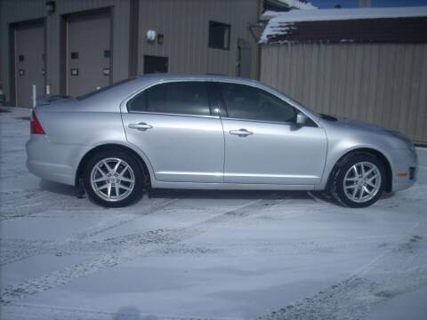2011 Ford Fusion for sale at Ranney's Auto Sales in Eau Claire WI