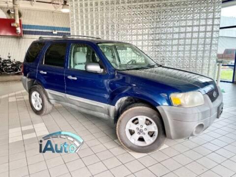 2007 Ford Escape for sale at iAuto in Cincinnati OH