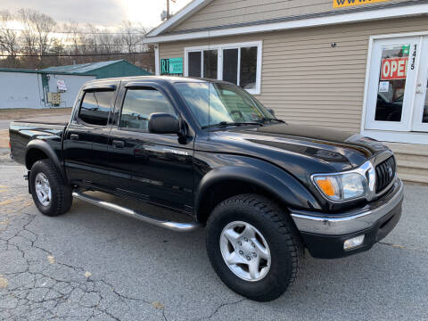 2004 Toyota Tacoma for sale at Home Towne Auto Sales in North Smithfield RI