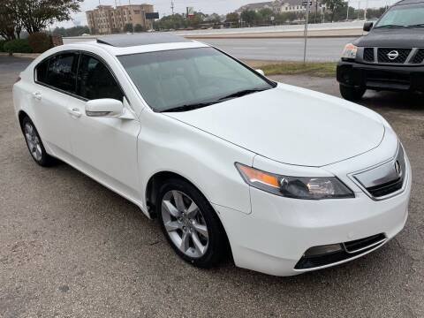 2012 Acura TL for sale at Austin Direct Auto Sales in Austin TX