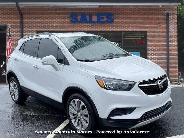 2018 Buick Encore for sale at Michael D Stout in Cumming GA