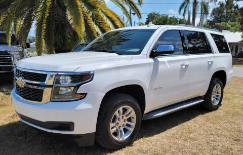 "2015 Chevrolet Tahoe for sale at WHEELS ""R"" US 2017 LLC in Hudson FL"