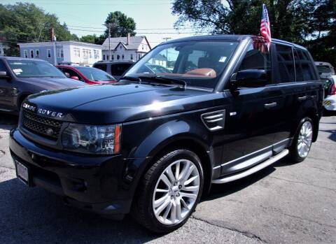 2011 Land Rover Range Rover Sport for sale at Top Line Import in Haverhill MA