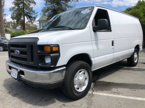 2013 Ford E-Series Cargo for sale at Martinez Truck and Auto Sales in Martinez CA