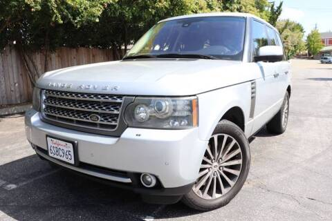 2011 Land Rover Range Rover for sale at California Auto Sales in Auburn CA