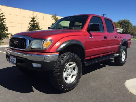 2004 Toyota Tacoma for sale at 707 Motors in Fairfield CA
