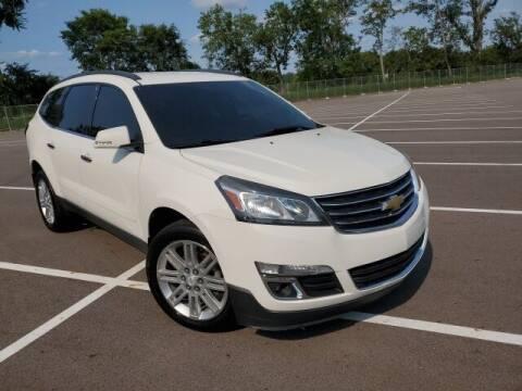 2015 Chevrolet Traverse for sale at CON ALVARO ¡TODOS CALIFICAN!™ in Columbia TN