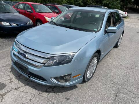 2010 Ford Fusion Hybrid for sale at Best Buy Auto Sales in Murphysboro IL